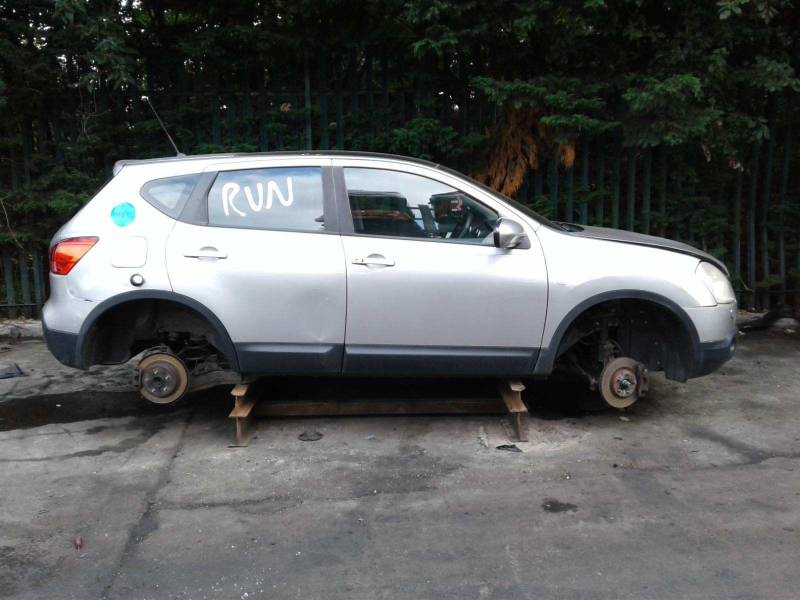 Image for a NISSAN QASHQAI 2007 5 Door Hatchback