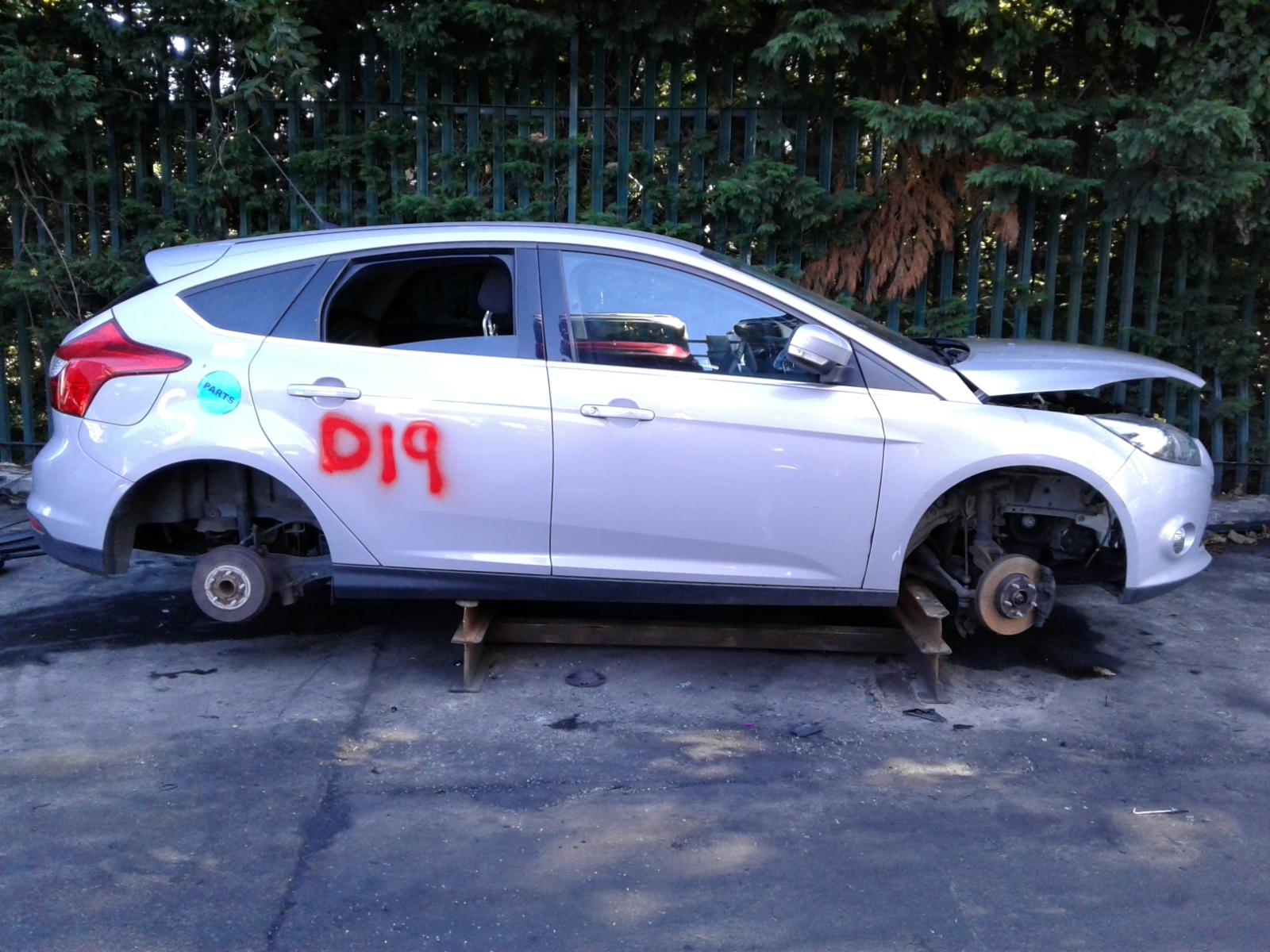 Image for a FORD FOCUS 2012 5 Door Hatchback