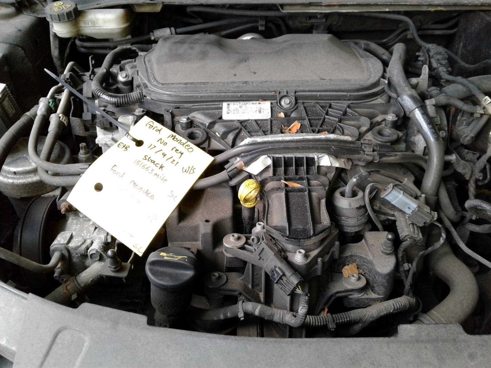 Image for a FORD MONDEO 2011 5 Door Hatchback