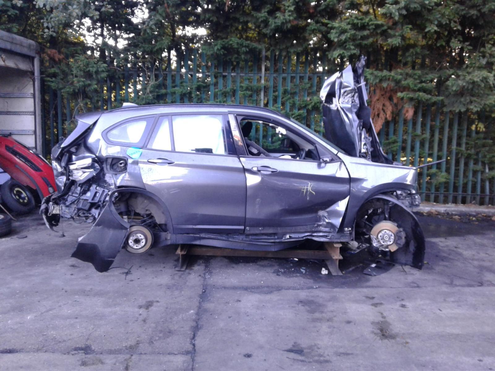 Image for a BMW X1 2016 5 Door Estate