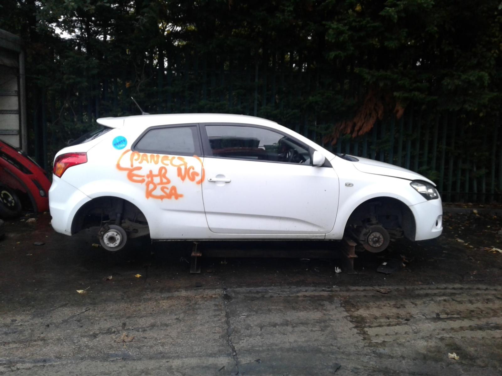 Image for a KIA CEED 2011 3 Door Hatchback