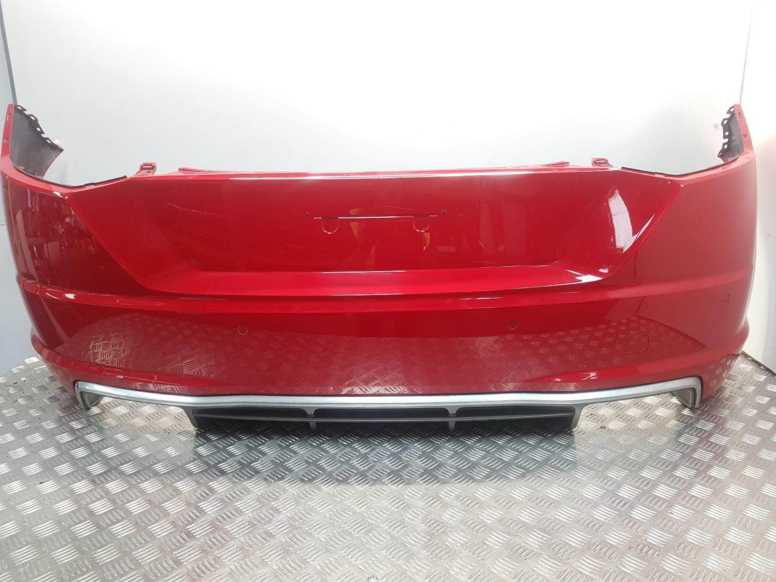 View Auto part Rear Bumper AUDI TT 2015