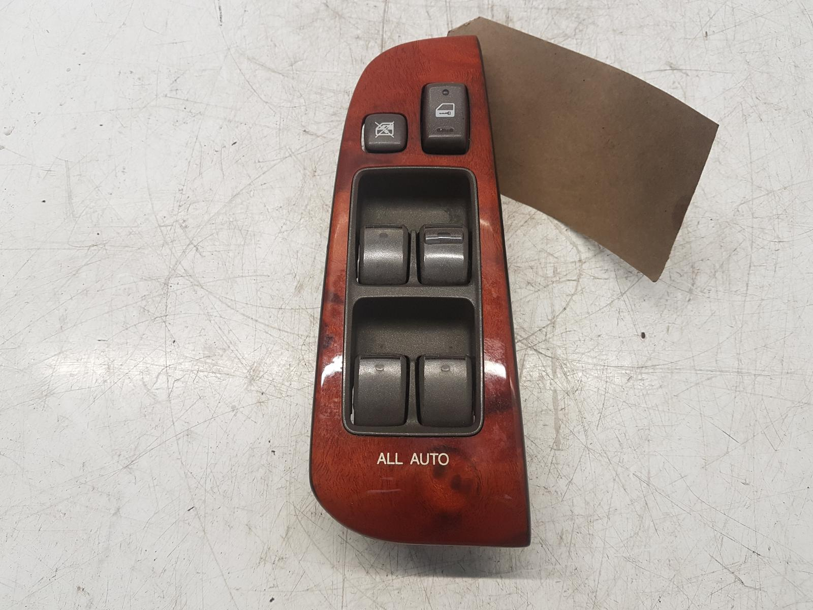 View Auto part Elect. Window Switch LEXUS LS SERIES 2003