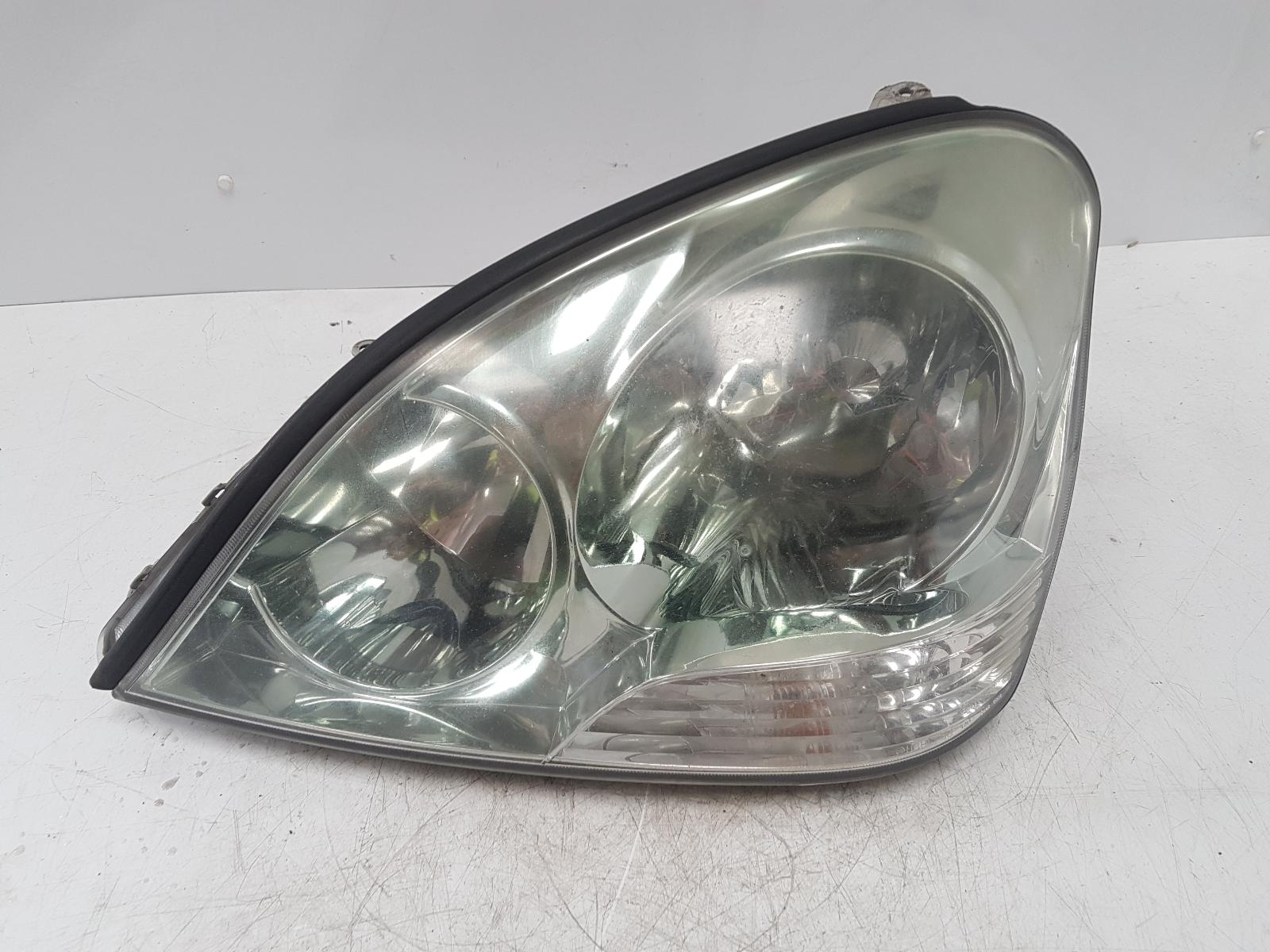 View Auto part L Headlamp LEXUS LS SERIES 2003