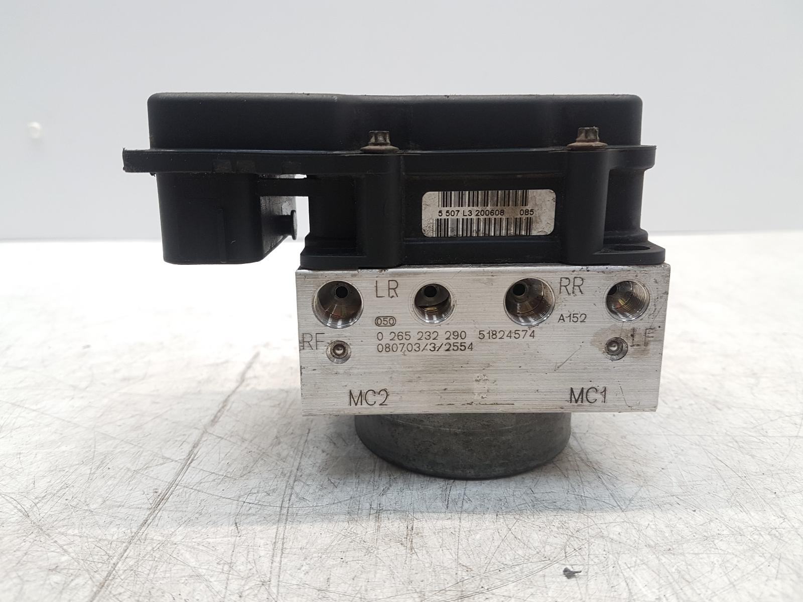 View Auto part ABS Pump/Modulator FIAT 500 2008
