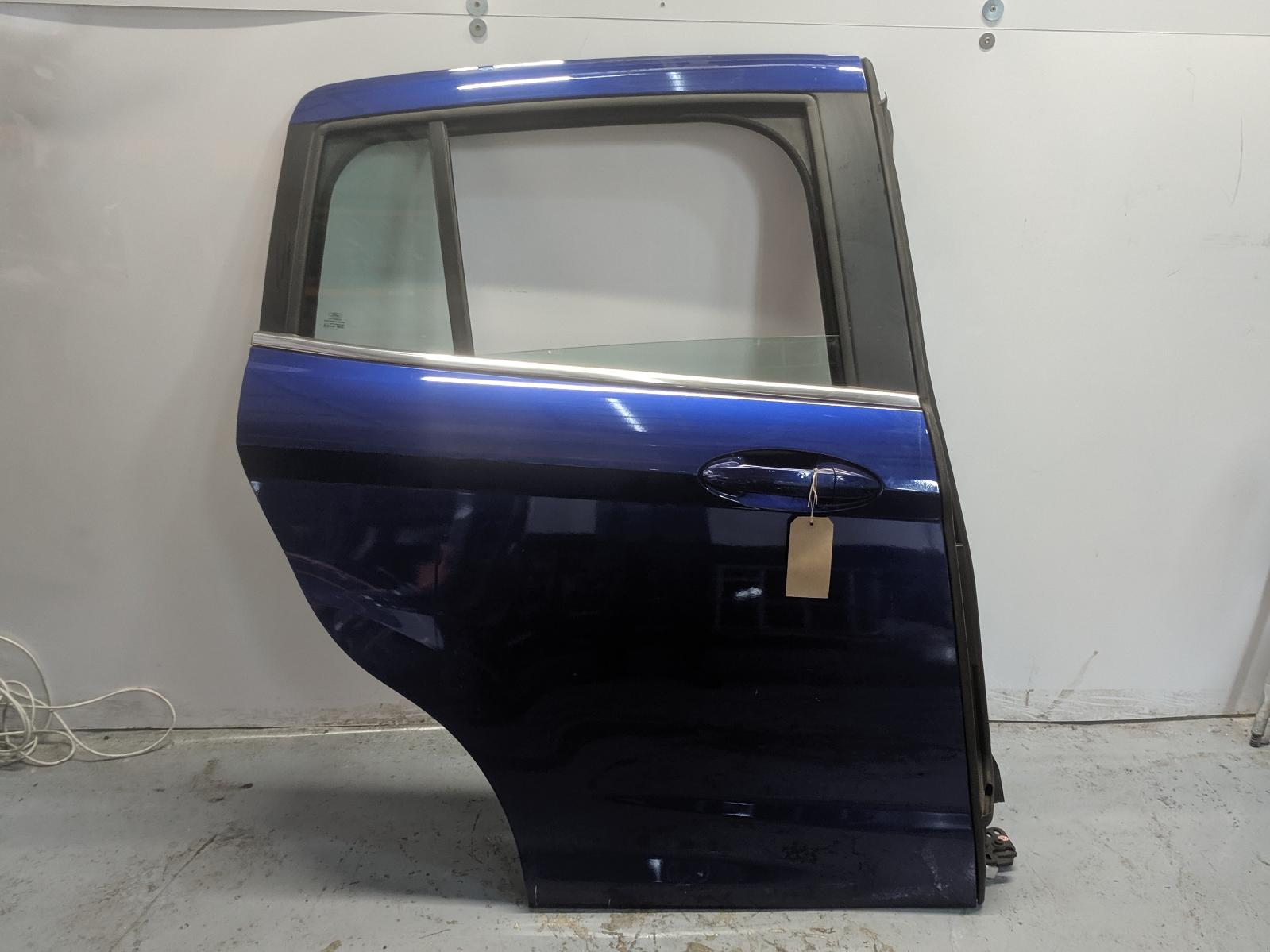 View Auto part R Rear Door FORD B MAX 2014