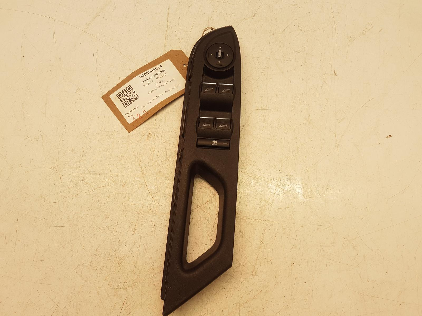 View Auto part Elect. Window Switch FORD B MAX 2014