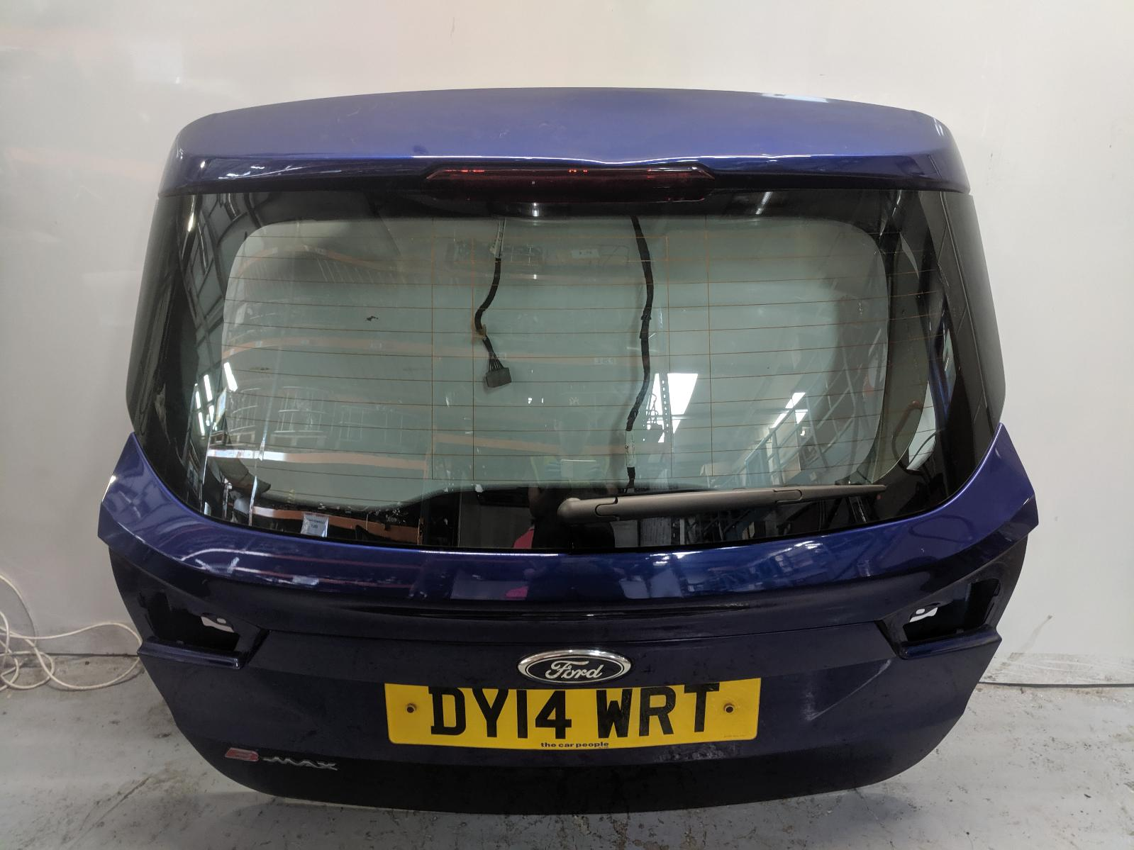 View Auto part Bootlid/Tailgate FORD B MAX 2014