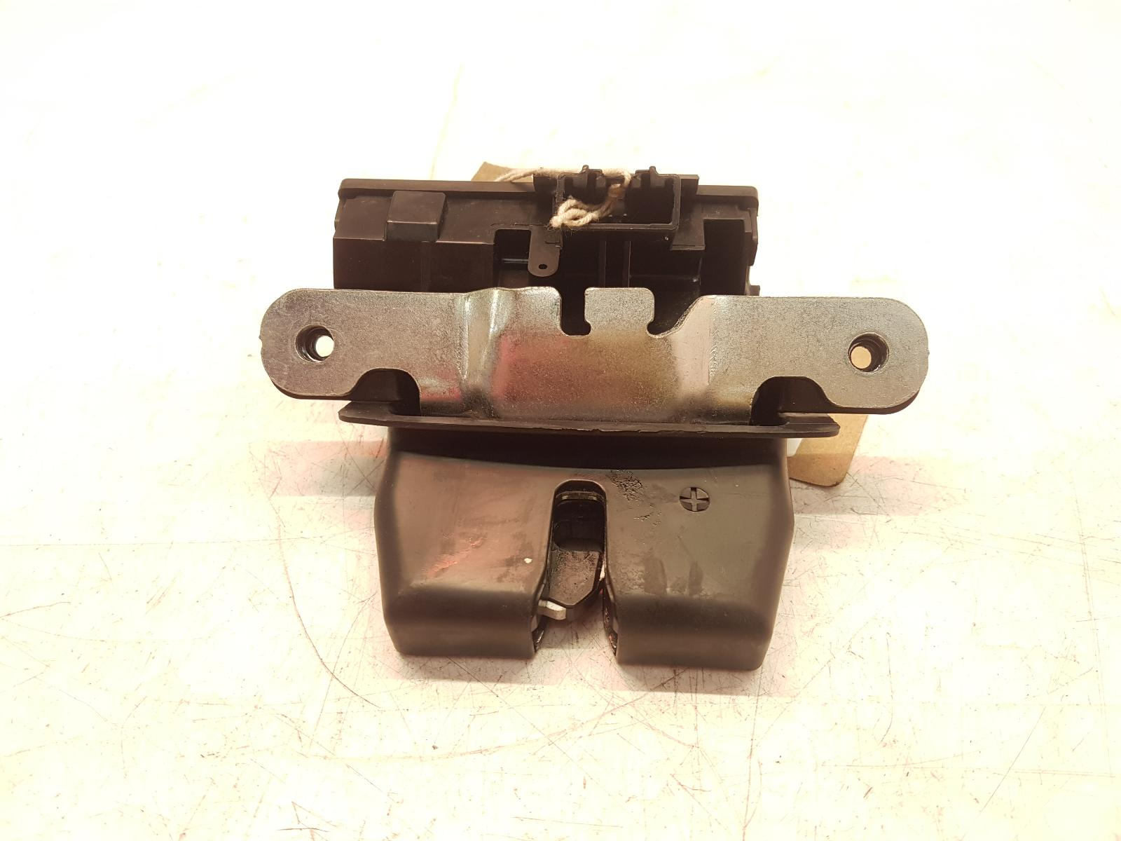 View Auto part Bootlid/Tailgate Lock FORD B MAX 2014