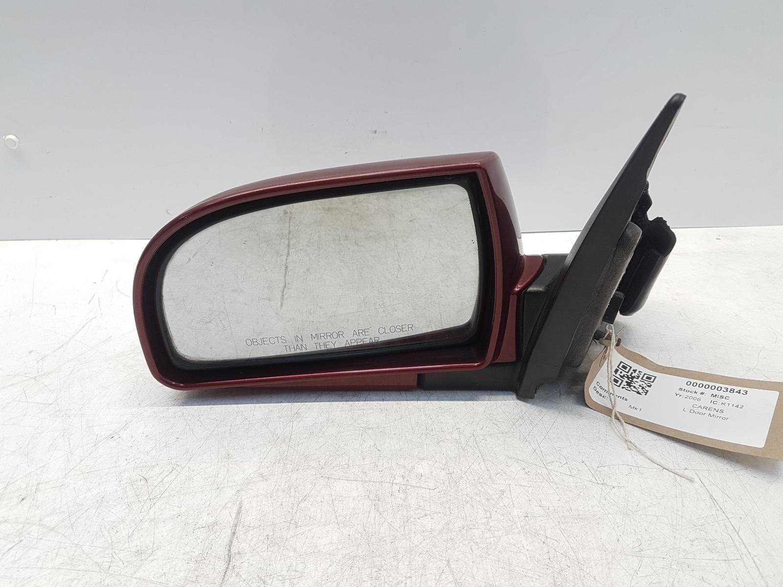 View Auto part L Door Mirror KIA CARENS 2006