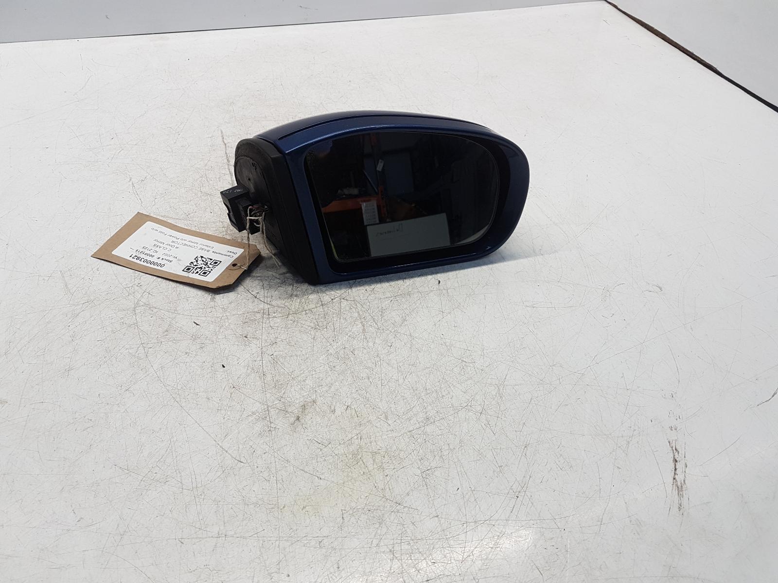 View Auto part R Door Mirror MERCEDES C CLASS 2002