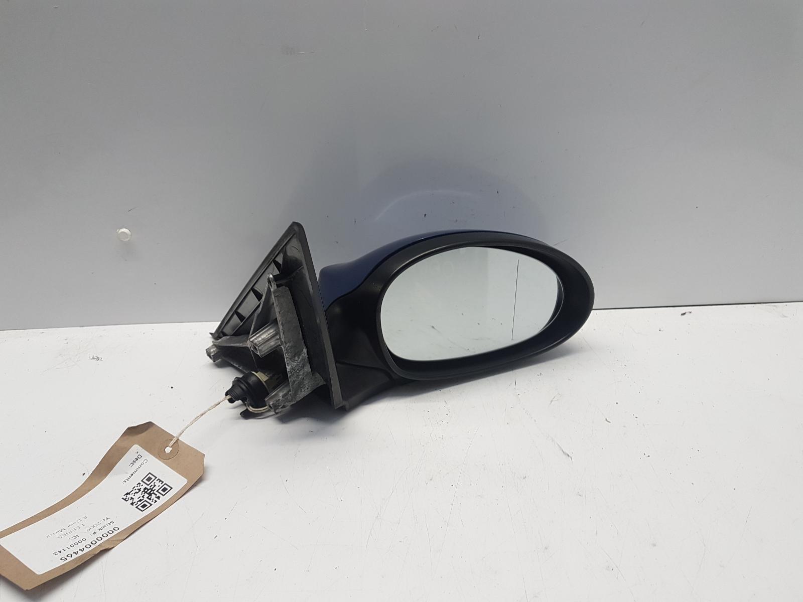 View Auto part R Door Mirror BMW 1 SERIES 2009