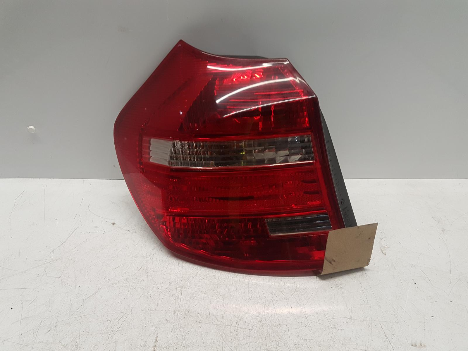 View Auto part L Taillight BMW 1 SERIES 2009