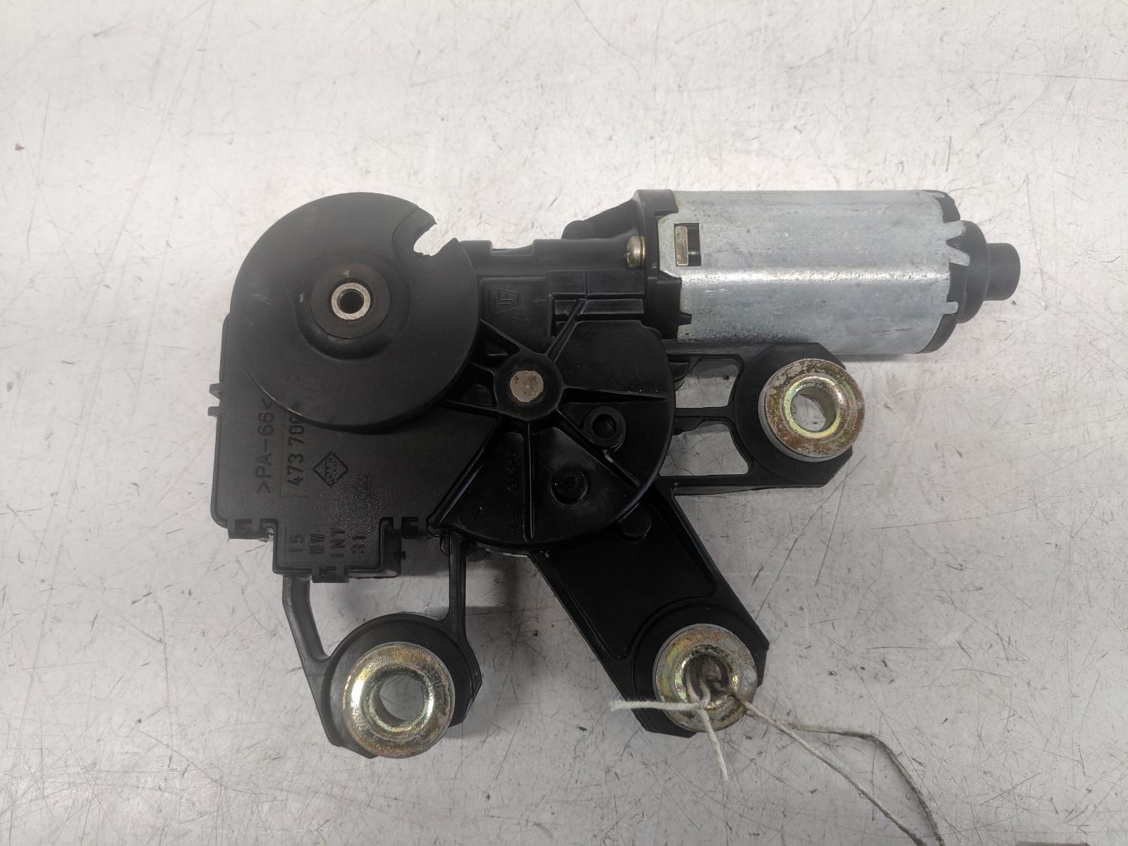 View Auto part Wiper Motor Rear PORSCHE CAYENNE 2004