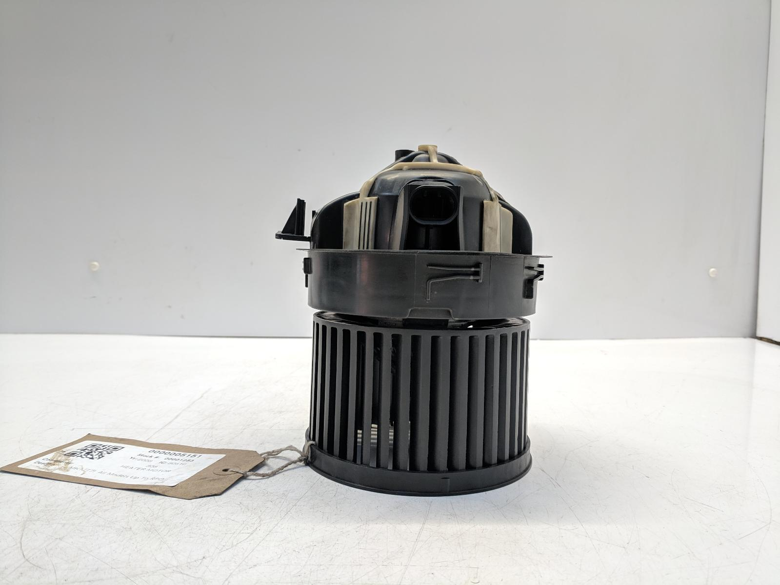 View Auto part Heater Motor/Assembly PEUGEOT 308 2008