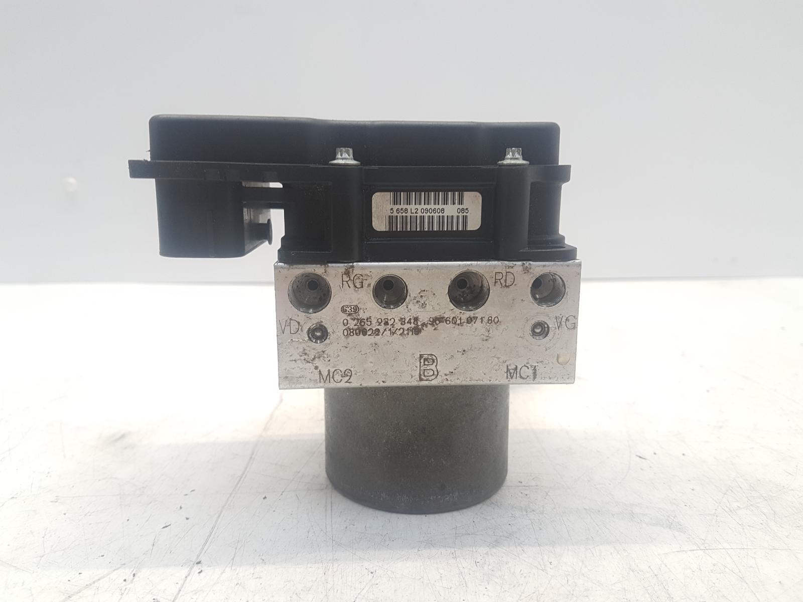 View Auto part ABS Pump/Modulator PEUGEOT 308 2008
