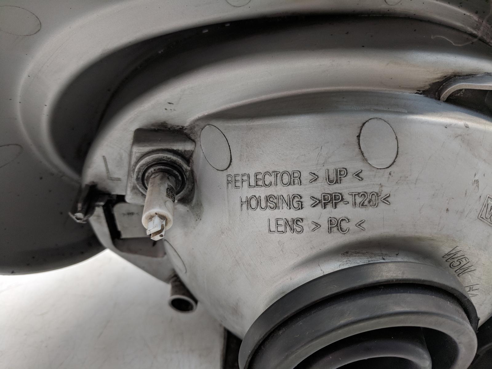 View Auto part L Headlamp NISSAN PRIMASTAR 2005