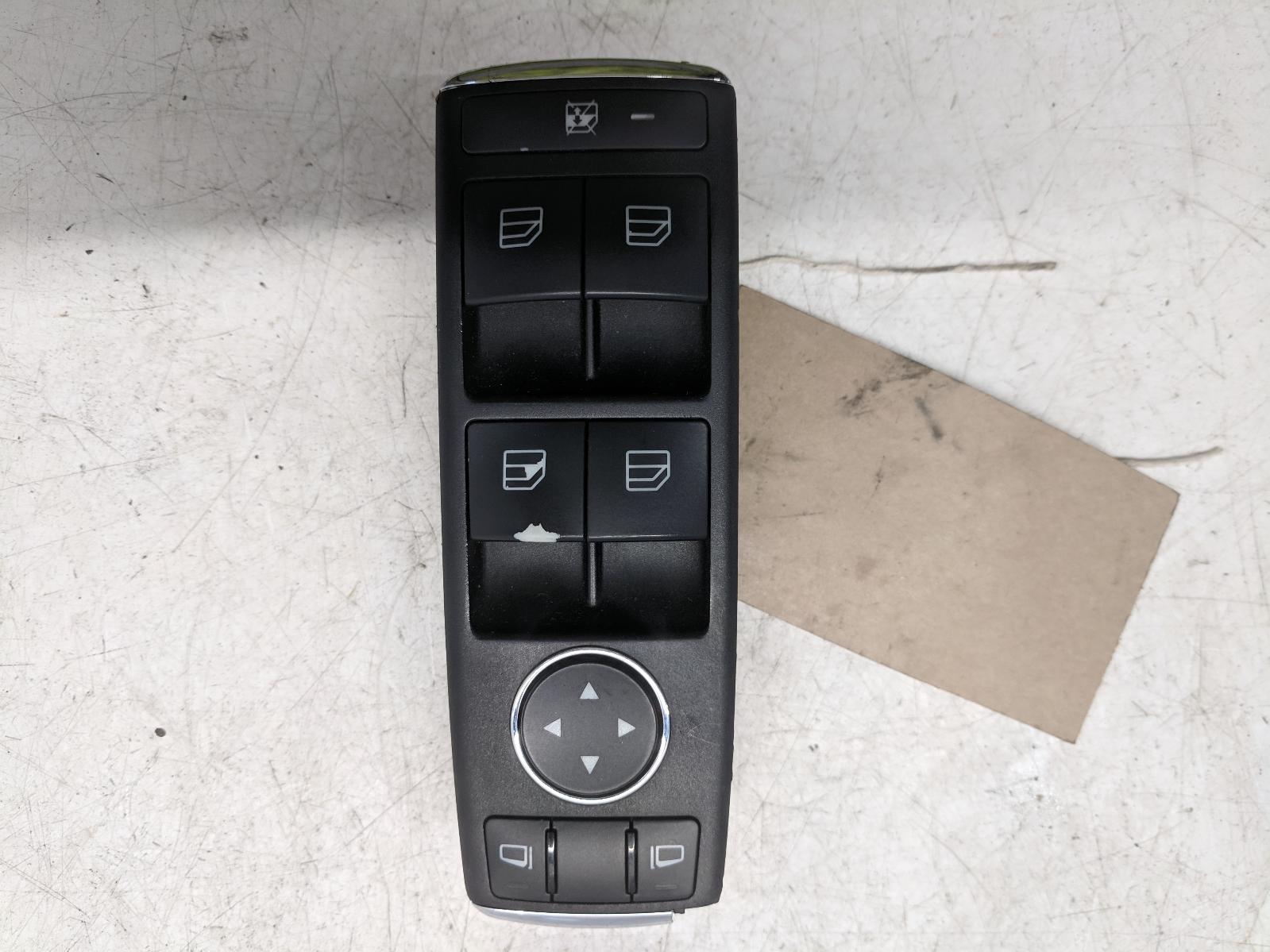 View Auto part Elect. Window Switch MERCEDES C CLASS 2007