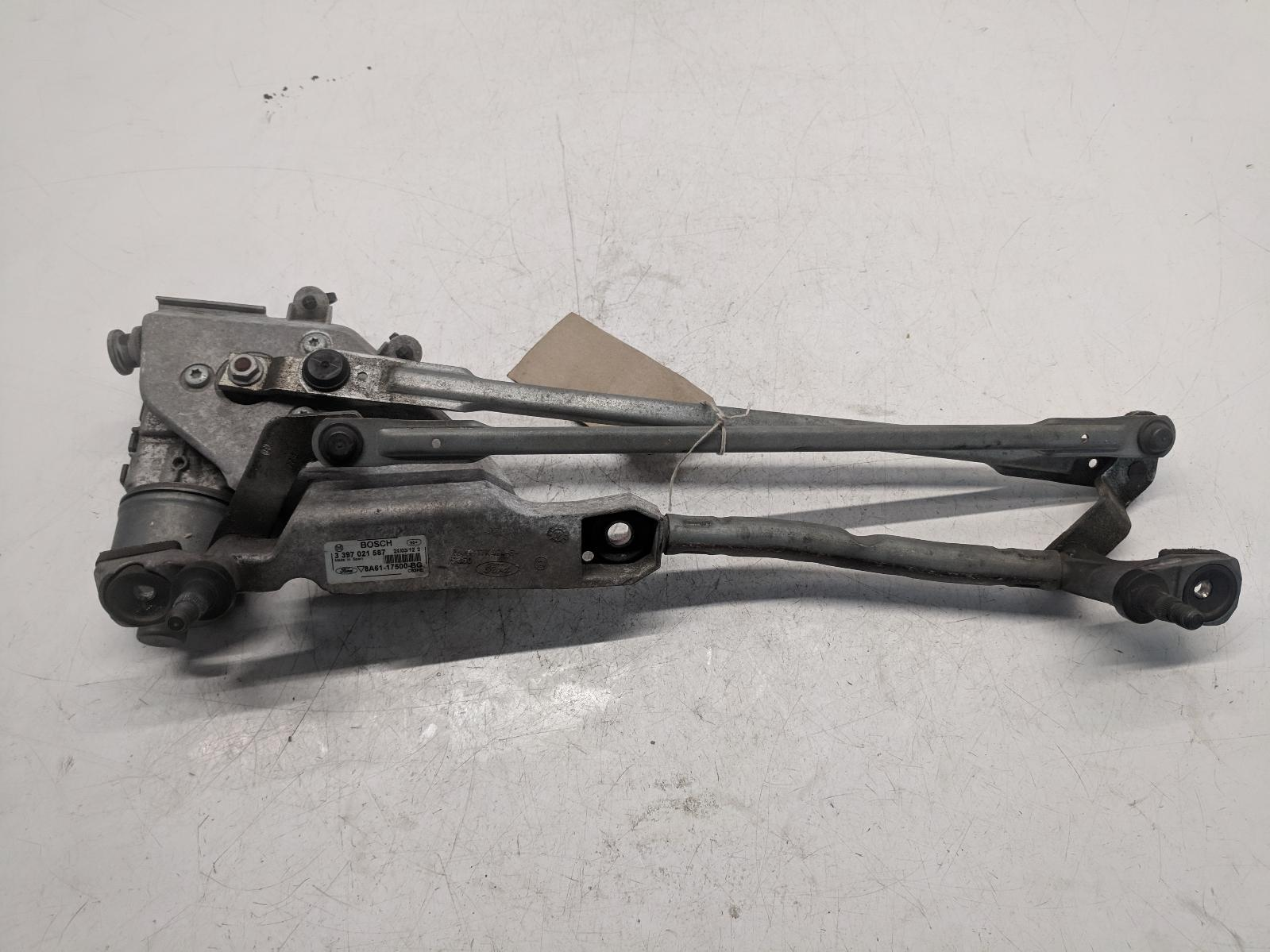 View Auto part Wiper Motor Front FORD FIESTA 2012