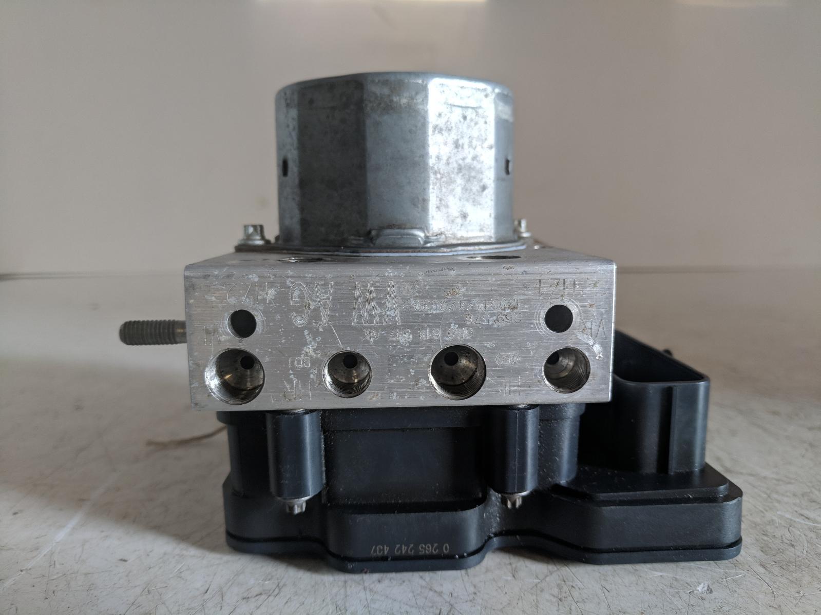 View Auto part ABS Pump/Modulator SKODA FABIA 2013