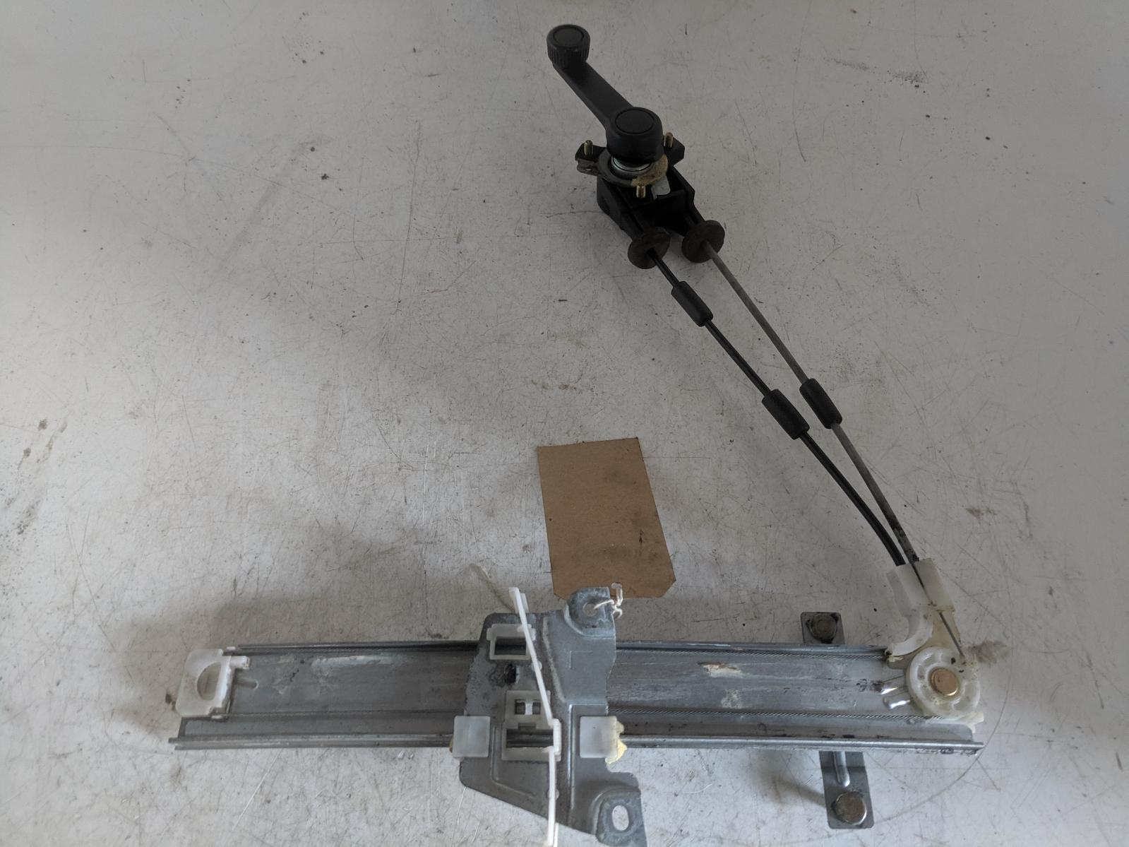 View Auto part LR Window Regulator MAZDA 323 1992