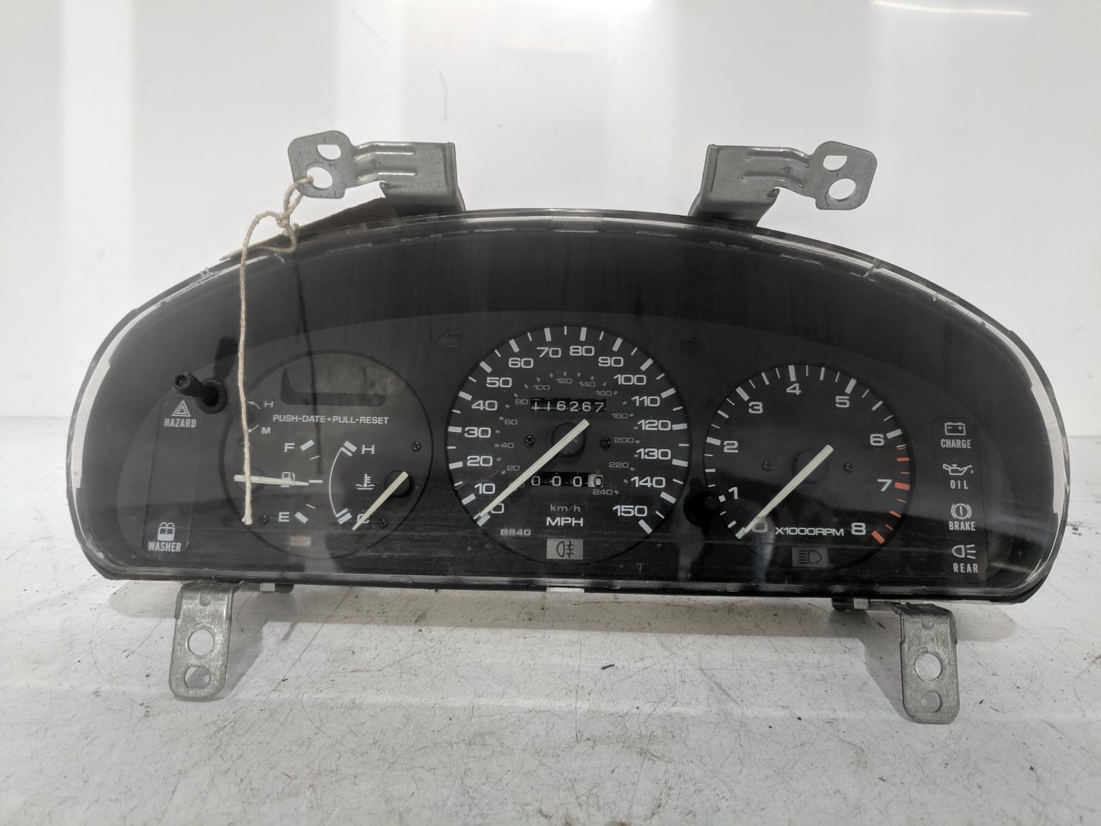 View Auto part Clock Set MAZDA 323 1992