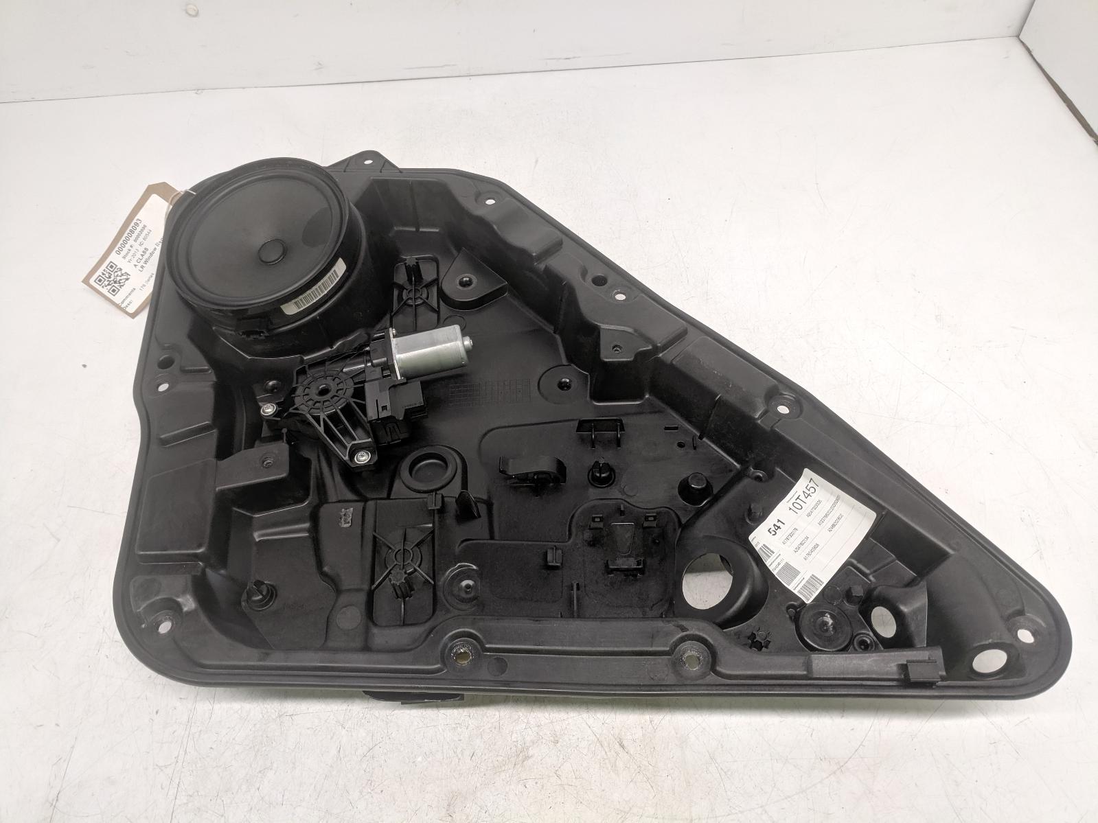 View Auto part LR Window Regulator MERCEDES A CLASS 2013