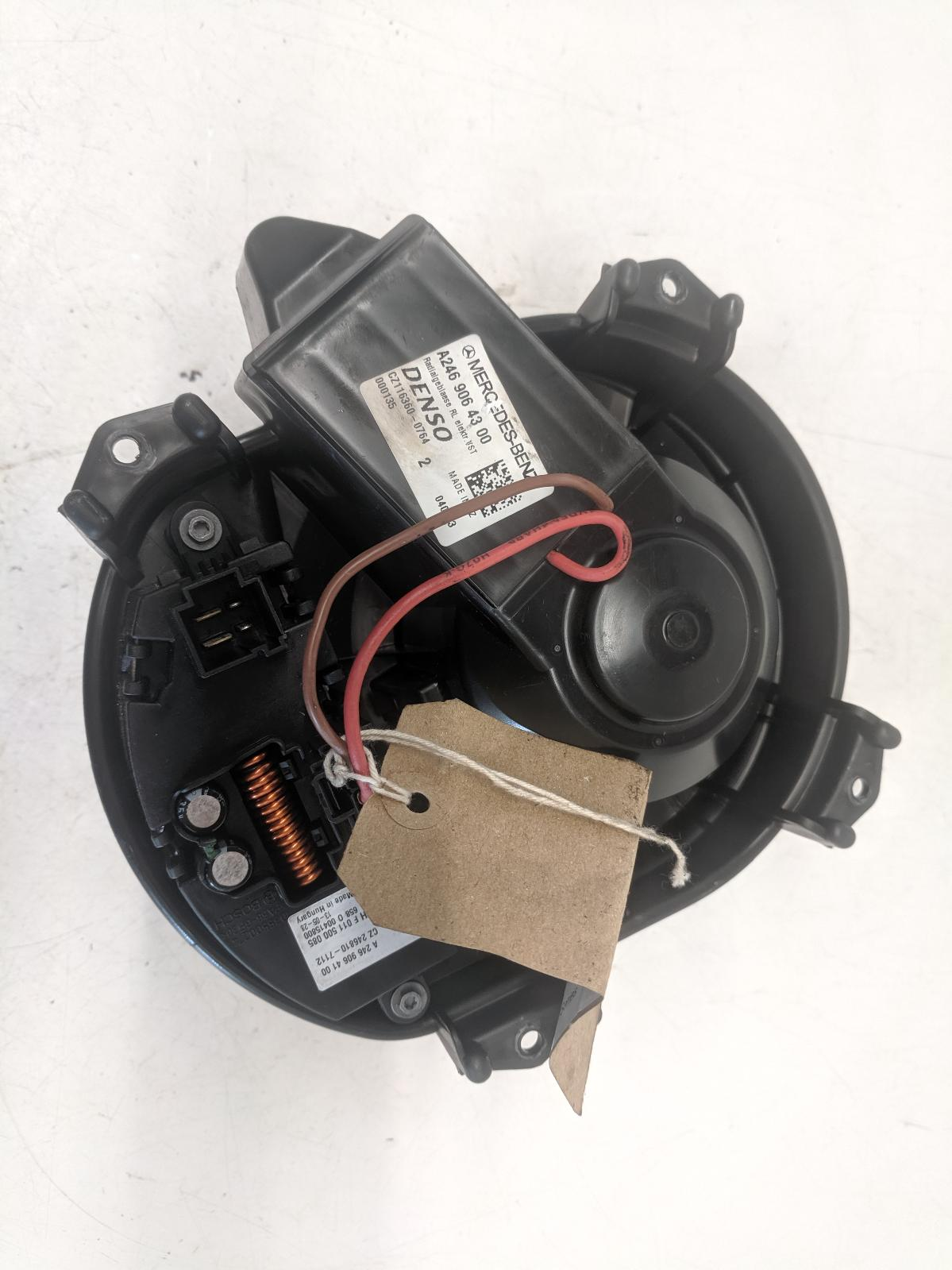 View Auto part Heater Motor/Assembly MERCEDES A CLASS 2013