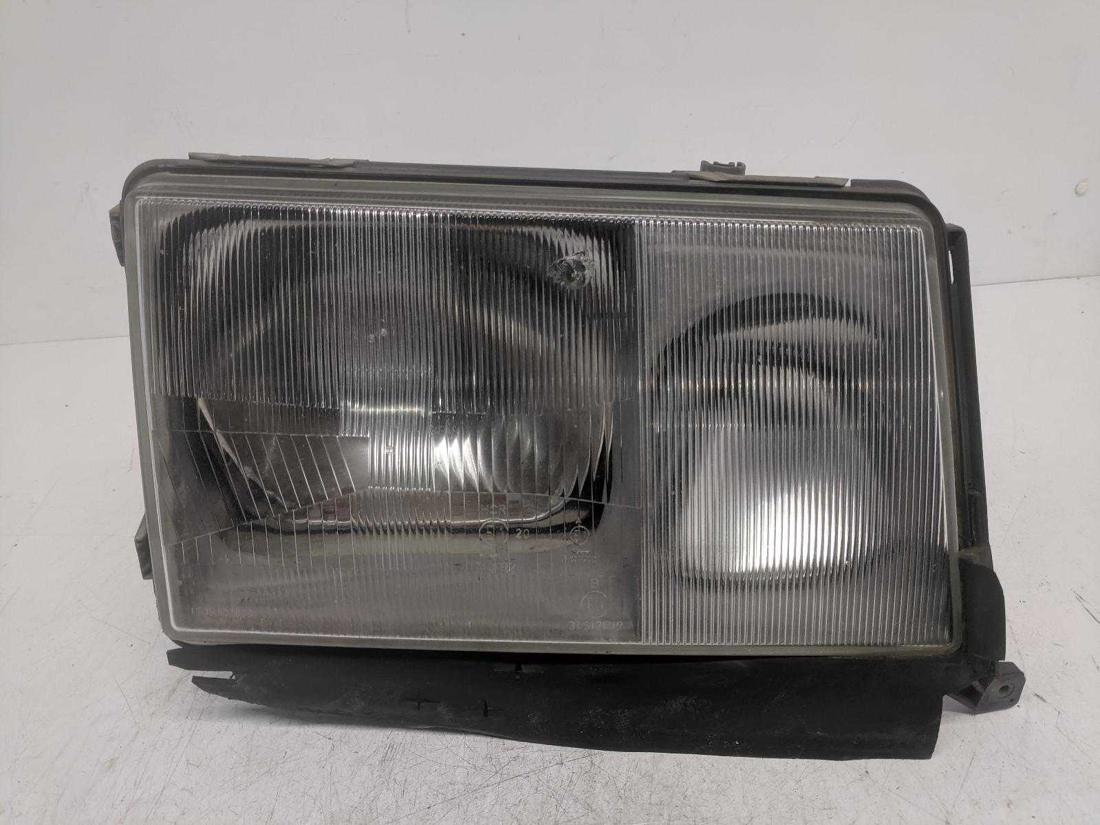 View Auto part R Headlamp MERCEDES E CLASS 1989