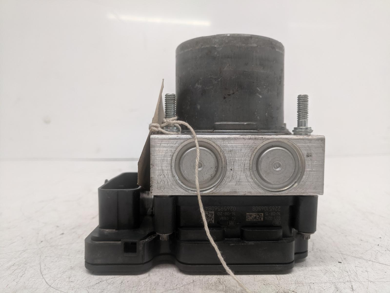 View Auto part ABS Pump/Modulator VOLKSWAGEN POLO 2014