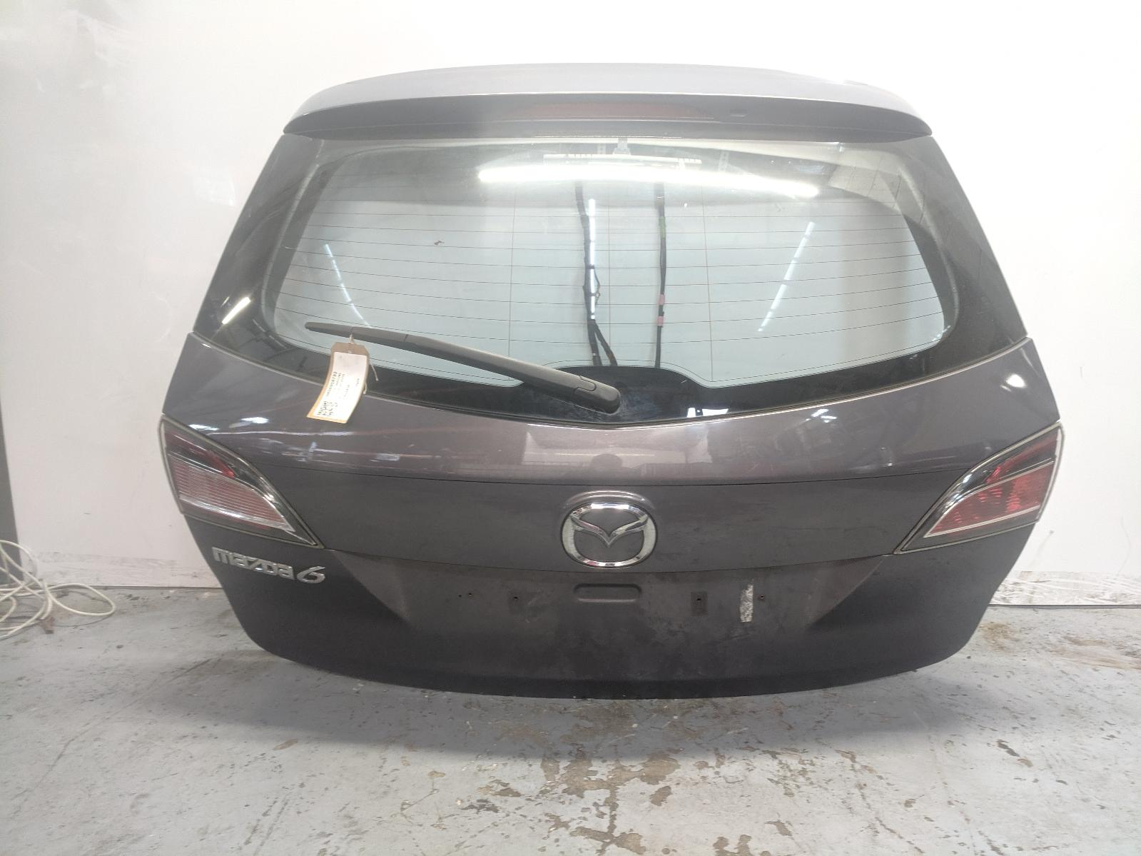 View Auto part Bootlid/Tailgate MAZDA 6  2009