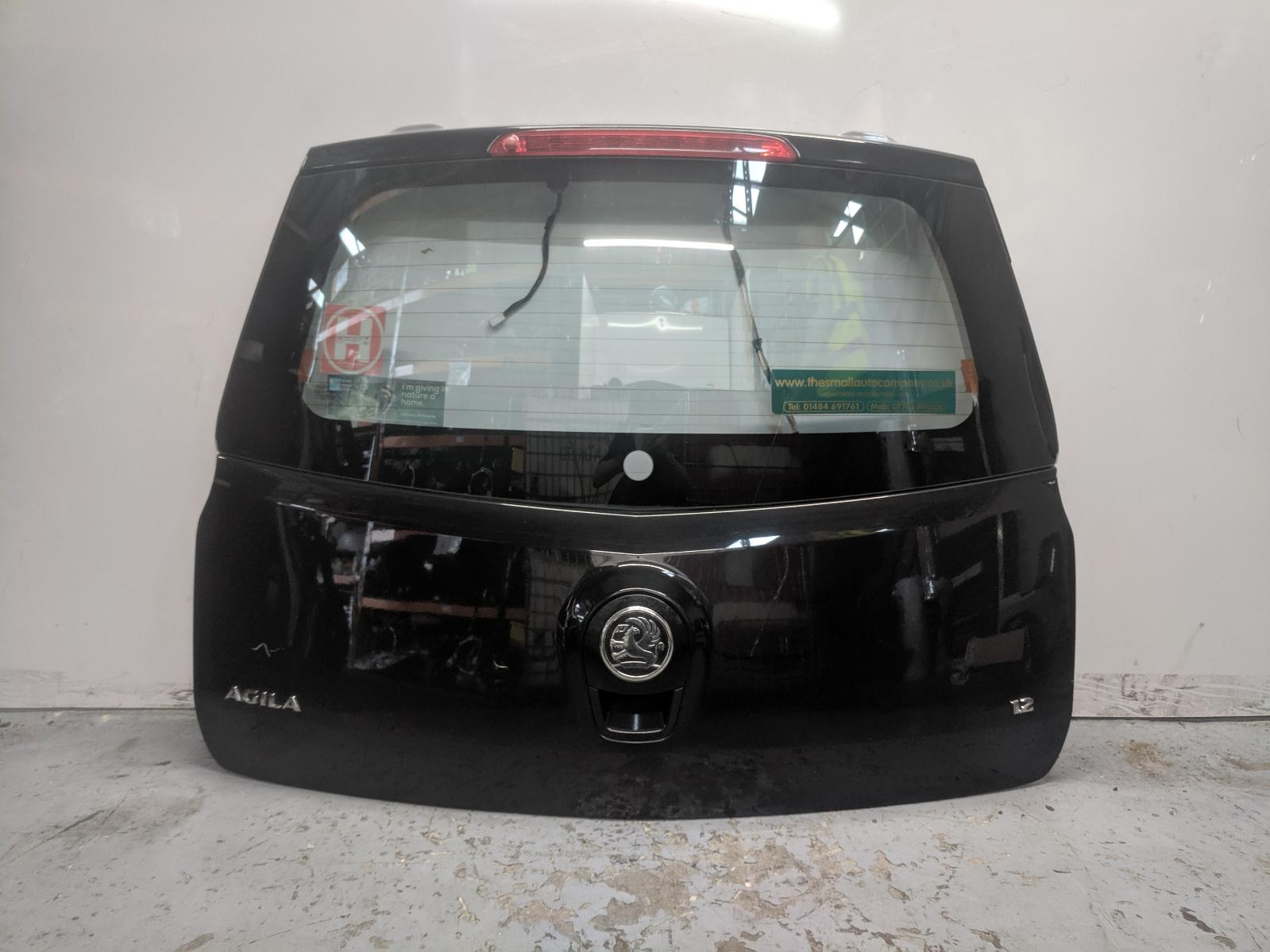 View Auto part Bootlid/Tailgate VAUXHALL AGILA 2008