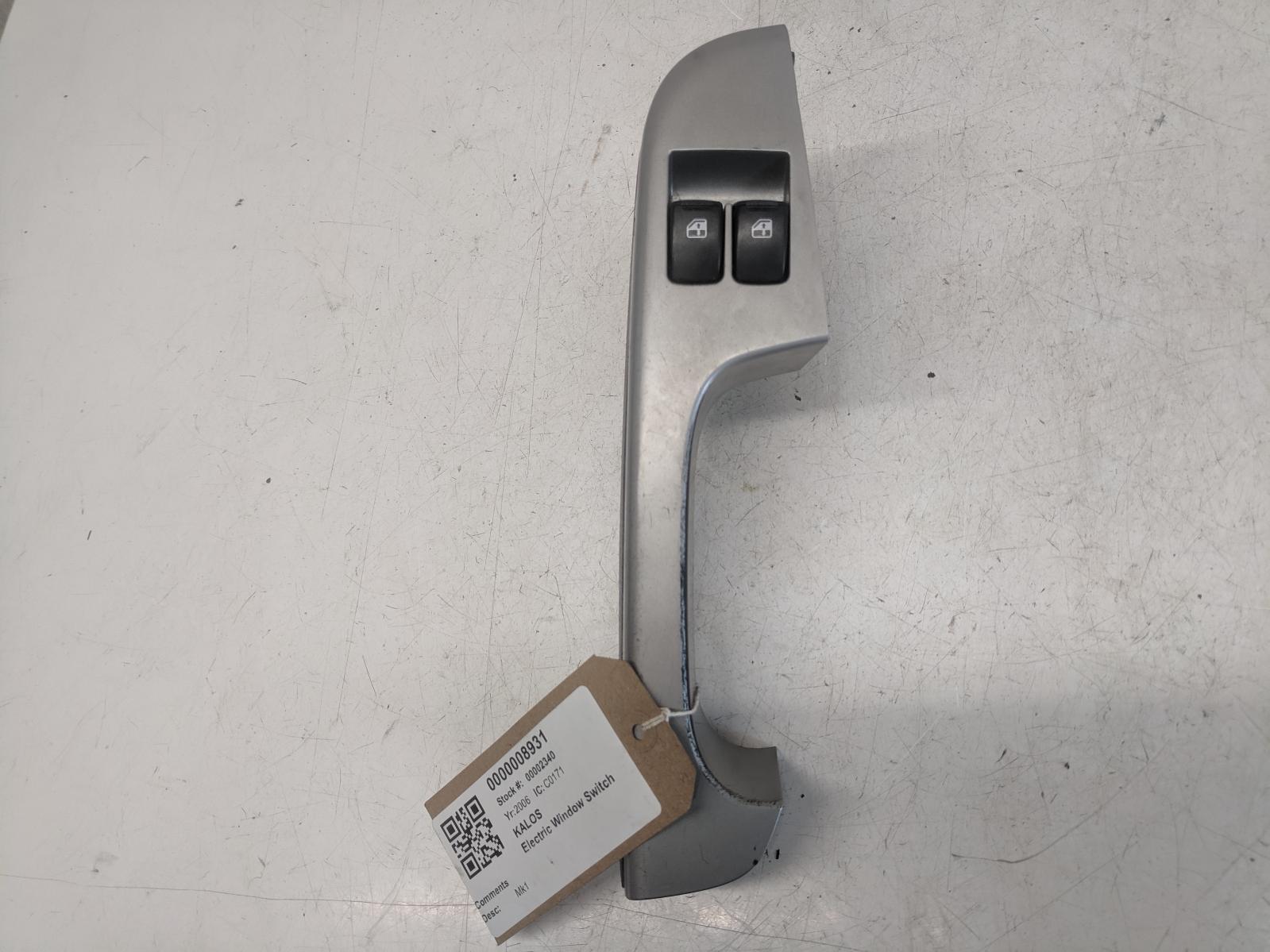 View Auto part Elect. Window Switch CHEVROLET KALOS 2006