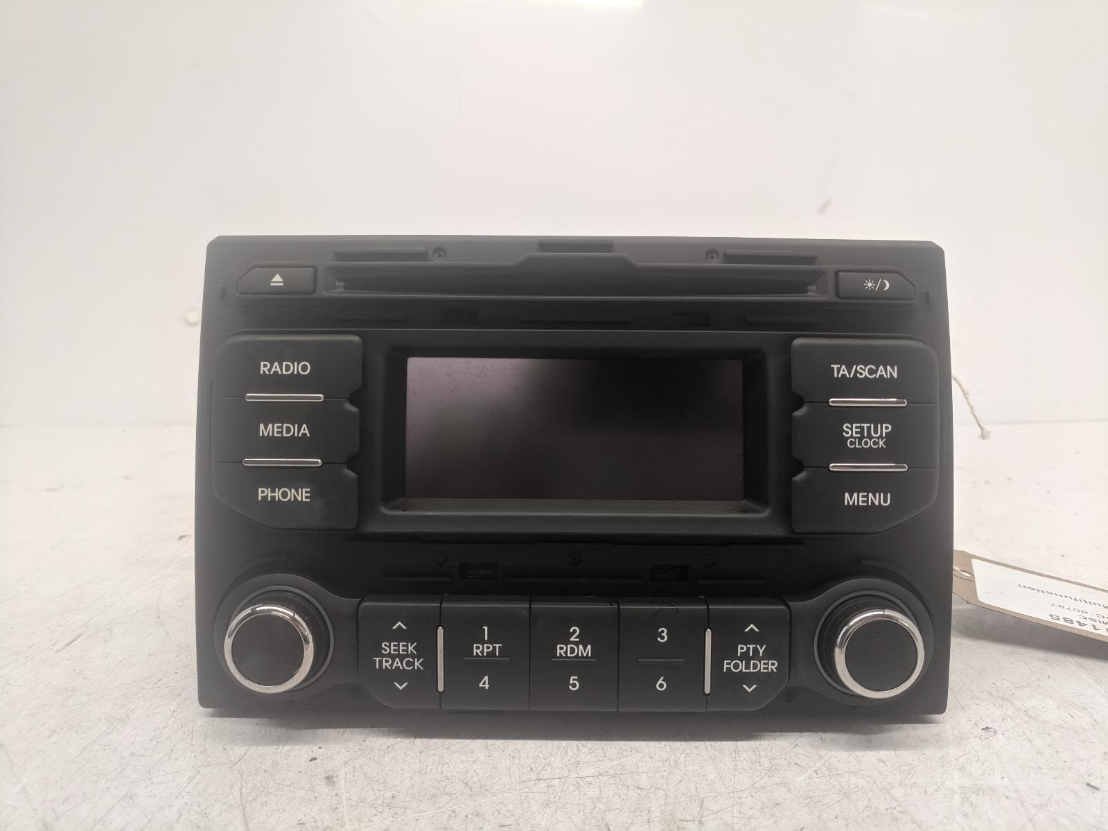 View Auto part Radio Display KIA CEED 2013