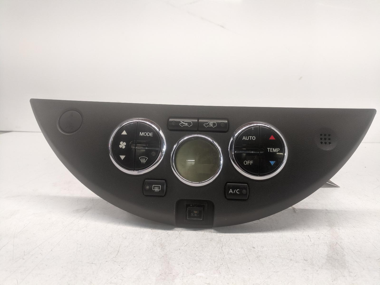 View Auto part Heater/AC Controller NISSAN NOTE 2008