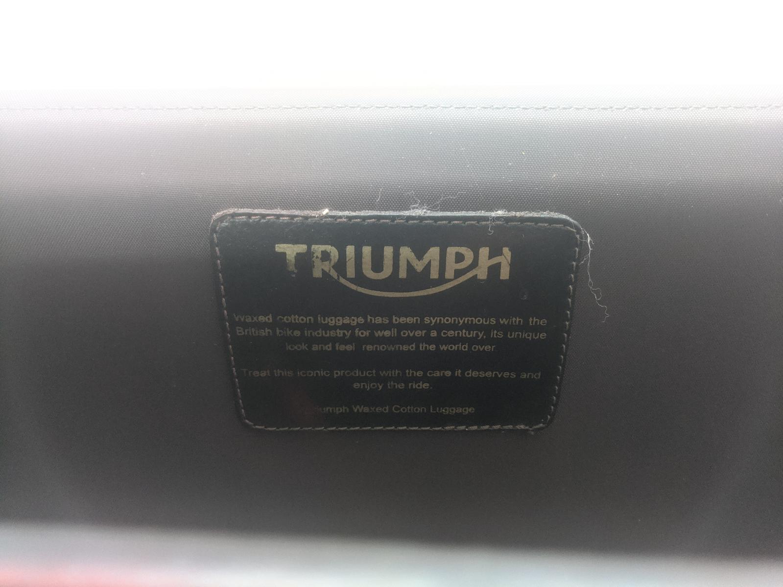View Auto part Misc TRIUMPH BONNEVILLE 2014