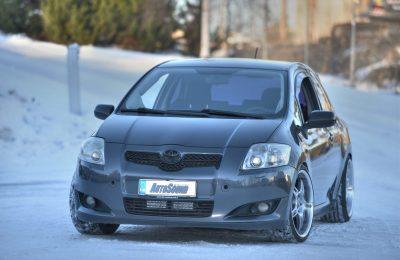 """ESITTELYSSÄ: Toyota """"Auriz""""- Systeemi ja auto puhdasta Pro-luokkaa"""