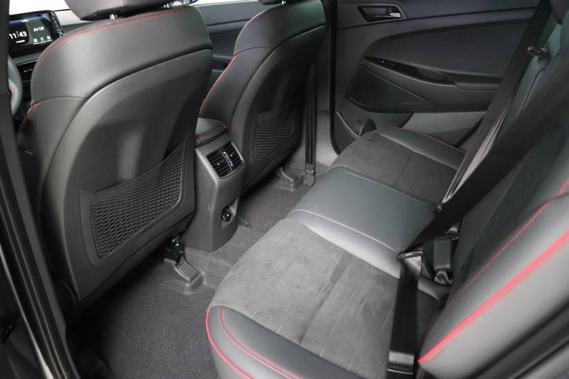 Hyundai Tucson - 1.6 GDI N-Line Premium