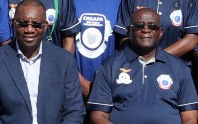 COSAFA mourns passing of legendary Referee Instructor Katongo Kabungo
