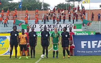 Bantwana looking to home ground advantage against Zambia