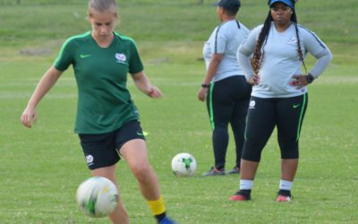 Wade looking to inspire Bantwana into next round of World Cup qualifiers
