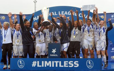 Sasol Women's League returns as teams take aim at National League