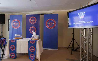 Draw pending for the COSAFA Women's Under-17 Championship