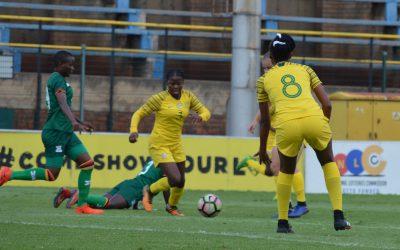 Bantwana progress to next round of FIFA U-17 Women's World Cup qualifier