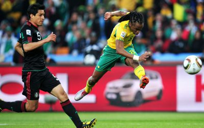 """""""The 2010 goal was bigger than me, it was a goal for all South Africans and Africans"""" – Siphiwe Tshabalala"""