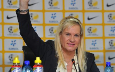 SAFA's huge strides in empowering women in football