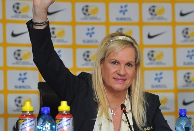 SAFA's huge strides in empowering women in football
