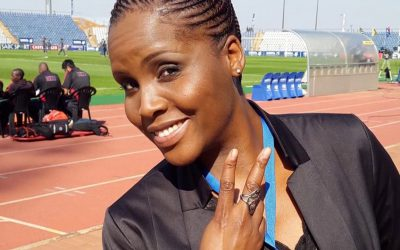 Lydia Monyepao adds voice in praising CAF