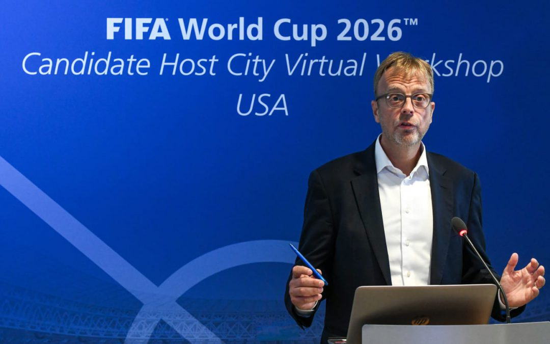 FIFA concludes FIFA World Cup 2026™ candidate host city workshops