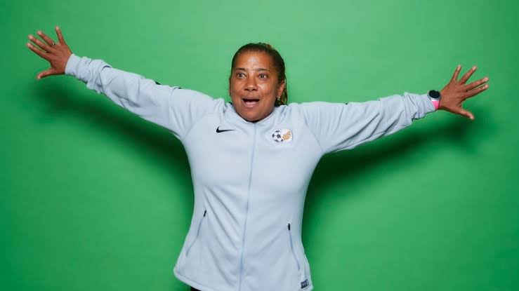 Another accolade for coach Desiree Ellis